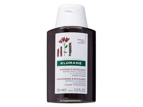 Klorane Shampoo with Quinine and B Vitamins - 3.3 oz