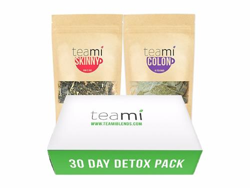 Teami 30 Day Detox Pack