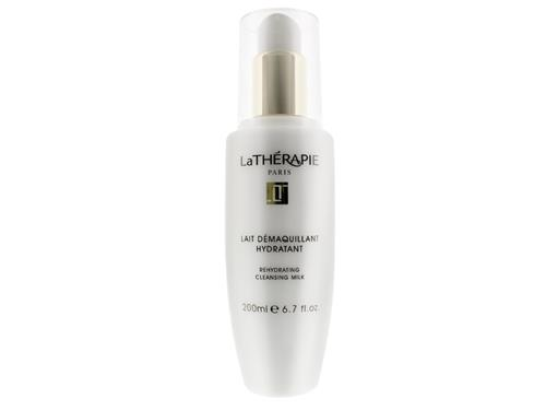 La Therapie Paris Lait Demaquillant Hydrant Rehydrating Cleansing Milk