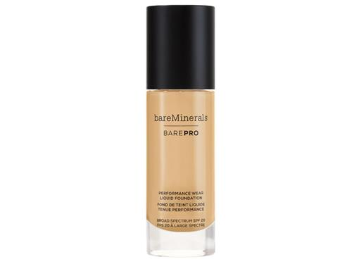 bareMinerals barePRO Performance Wear Liquid Foundation SPF 20 - Sandalwood 15