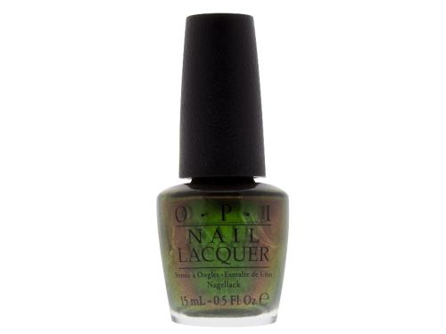 OPI Coca-Cola Green on the Runway