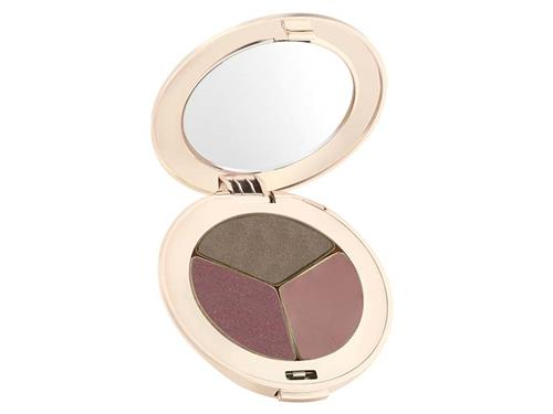Jane Iredale PurePressed Eye Shadow Triple - Soft Kiss