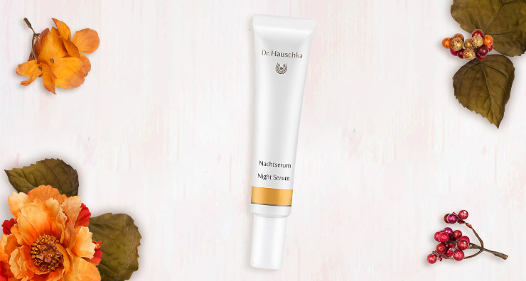 Thanksgiveaway: Dr. Hauschka Night Serum
