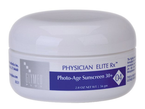 Glymed Plus Master Aesthetics Elite Photo Age Sunscreen 30+