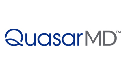 Logo for Quasar MD
