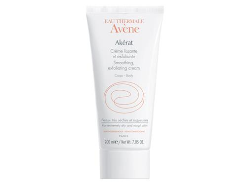 Avene Akerat Smoothing Exfoliating Cream for Body