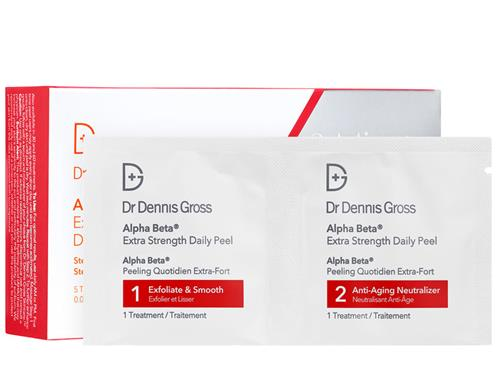 Dr. Dennis Gross Extra Strength Alpha Beta Peel - 5 Pack