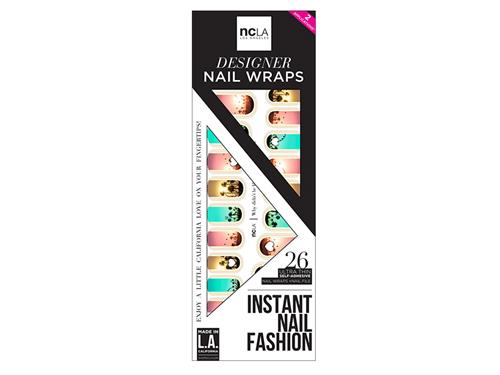 ncLA Nail Wraps - Why Didnt He Like My Picture Yet?