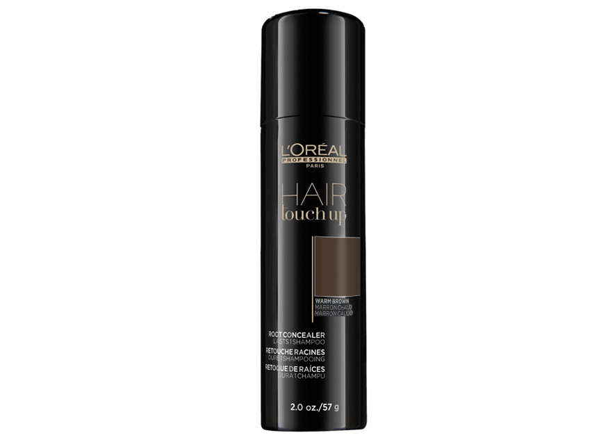 L'Oreal Professionnel Hair Touch Up Root Concealer - Warm Brown