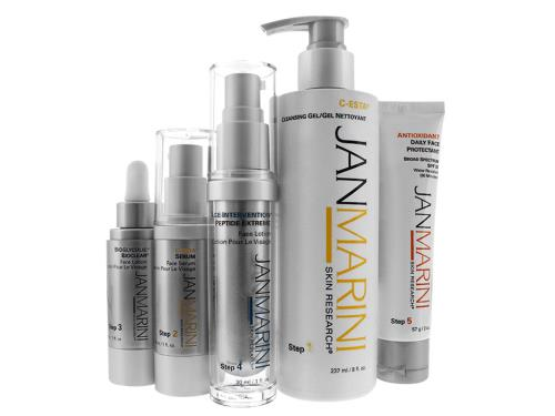 Jan Marini Skincare Collection for Men with five products for men