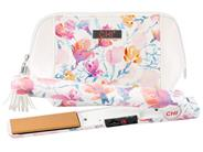 "CHI Classic Tourmaline Ceramic Hairstyling Iron 1"" - Limited Edition Petal Party"