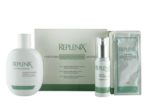Replenix Fortified Exfoliation System - SERUM