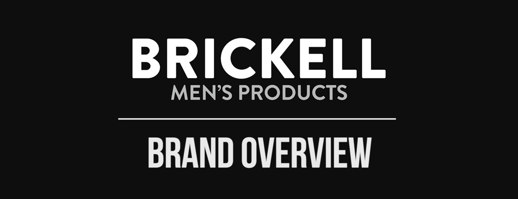 Brickell Men's Products - High Performance and Natural