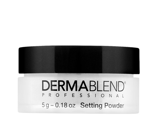 Free $12 Dermablend Travel-Size Loose Setting Powder