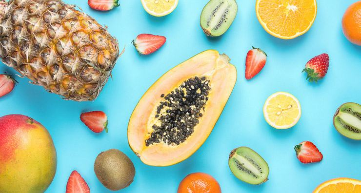 The 7 Best Fruits for Glowing, Youthful Skin