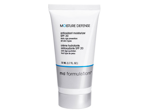 md formulations moisture defense antioxidant creme