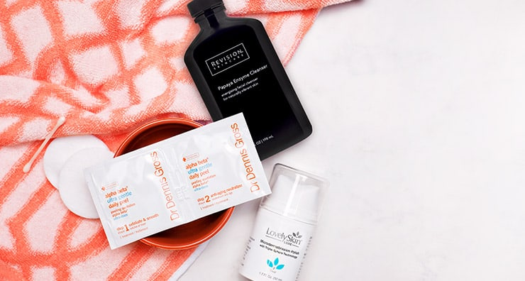Skin Care 101: The 3 Ways to Exfoliate Skin