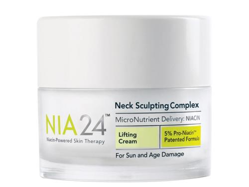 NIA24 Neck Sculpting Complex, a NIA24 cream