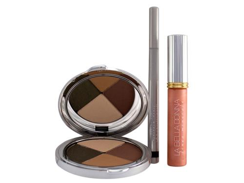 La Bella Donna Limited Edition Joy to the World Eye, Cheek, and Lip Set