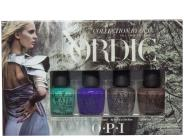 OPI Nordic Mini Pack - Little Northies