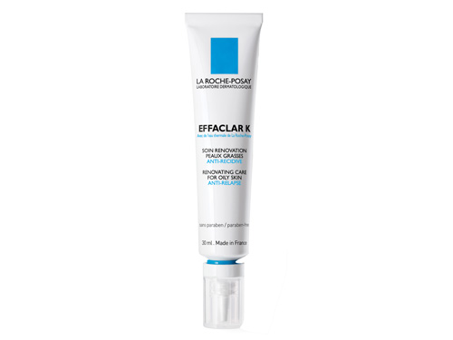 La Roche-Posay Effaclar K, a La Roche Posay acne treatment product