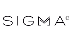 Logo for Sigma Beauty