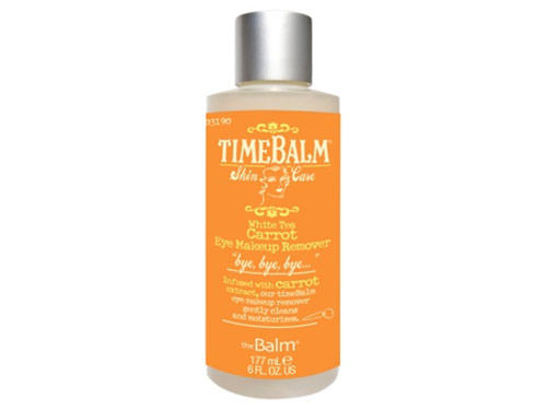 theBalm TimeBalm Skin Care Carrot Oil-Free Eye Makeup Remover