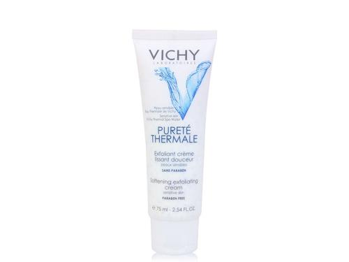 Vichy Pureté Thermale Softening Exfoliating Cream