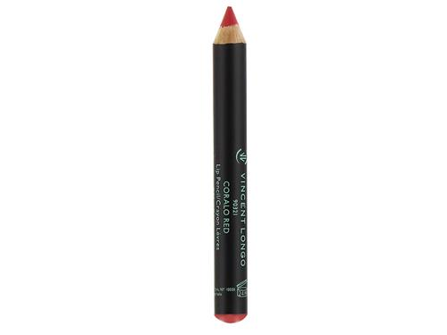 Free $10 Vincent Longo Lip Pencil - Coralo Red