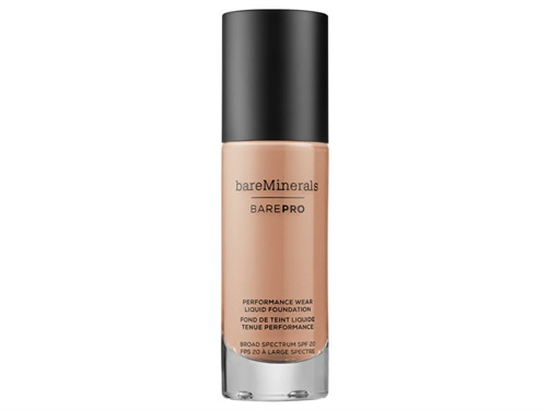 bareMinerals barePRO Performance Wear Liquid Foundation SPF 20 - Almond 22