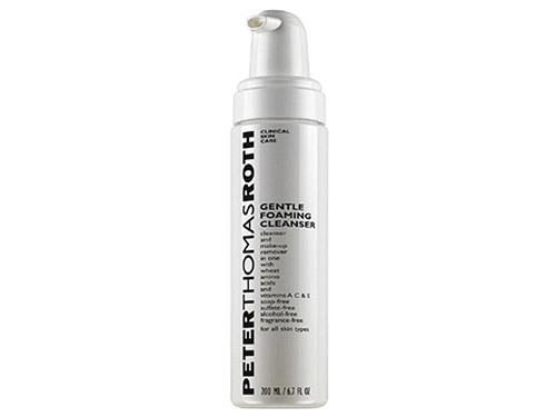 peter thomas roth foaming cleanser