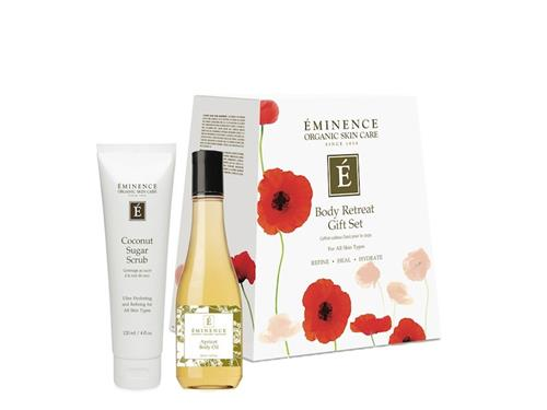 Eminence Body Retreat Gift Set