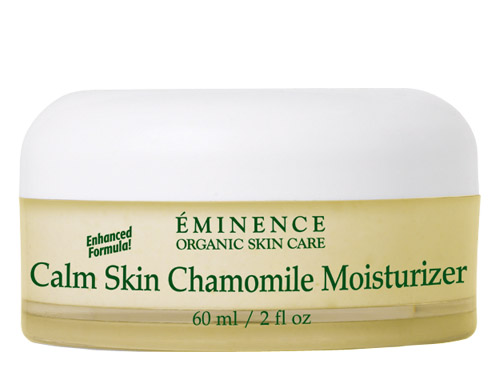 Eminence Calm Skin Chamomile Moisturizer: calming moisturizer for sensitive skin.