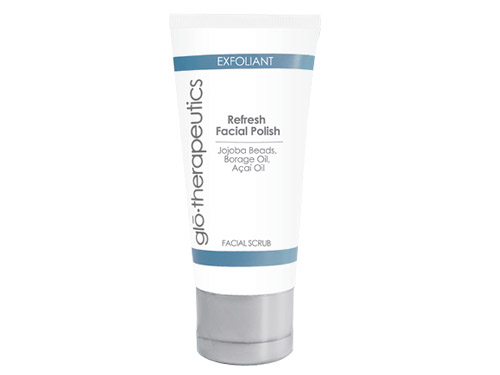 glo therapeutics Refresh Facial Polish