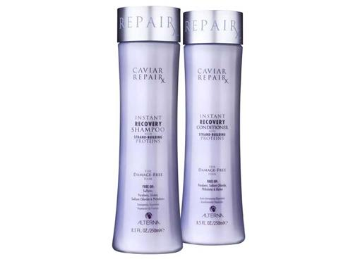 Alterna Caviar Repairx Instant Recovery Shampoo and Conditioner Duo Limited Edition