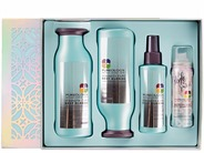 Pureology Strength Cure Best Blonde Holiday Gift Set 2019 - Limited Edition