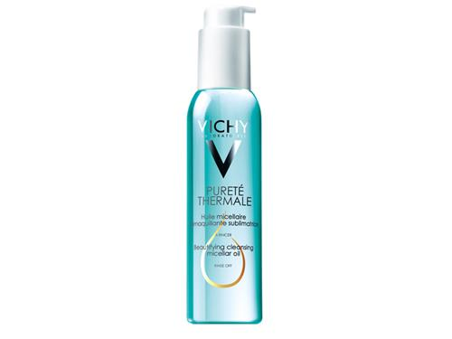 Vichy Purete Thermale Beautifying Cleansing Micellar Oil