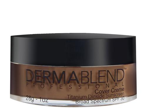 DermaBlend Professional Cover Cream SPF 30 - Deep Brown Chroma 7