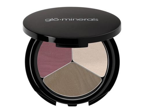 glo minerals GloEye Shadow Trio - Mulberry