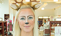 Halloween How-to: Bambi