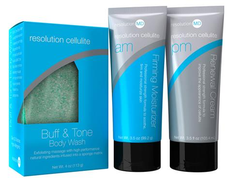 ResolutionMD Buff & Tone Body Wash