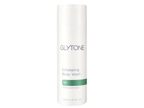Free $33 Glytone Full-Size Exfoliating Body Wash