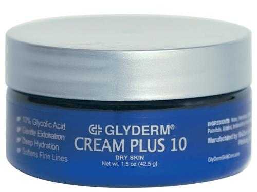 GlyDerm Cream Plus 10%