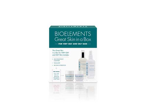 Bioelements Great Skin in a Box for Very Oily and Oily Skin
