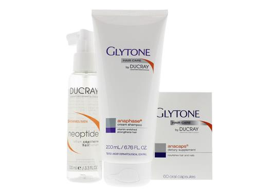 Glytone by Ducray Healthy Hair System for Men