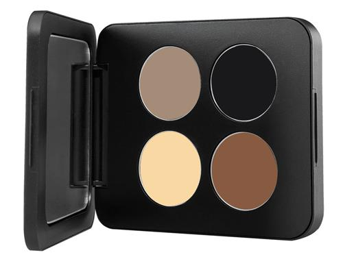 YOUNGBLOOD Pressed Mineral Eyeshadow Quad - Desert Dreams