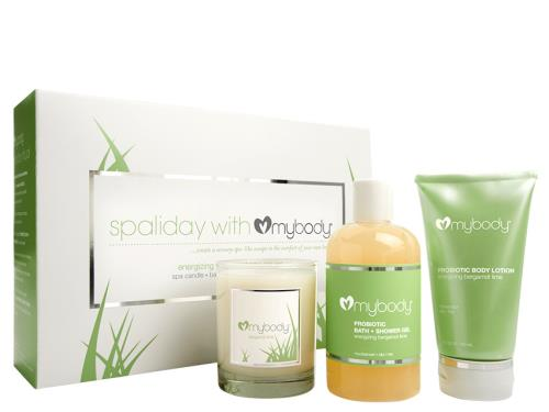 mybody SPALIDAY WITH mybody - Bergamot Lime