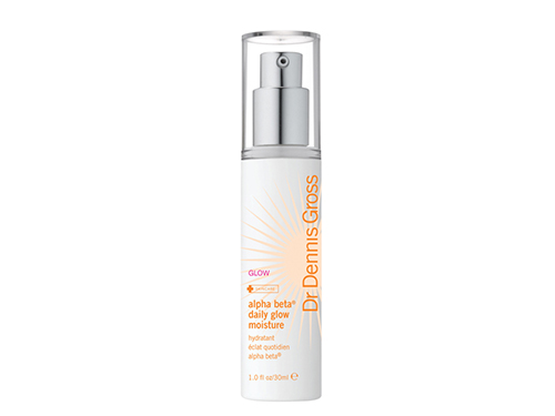 Dr. Dennis Gross Skincare Alpha Beta® Glow Moisture: buy this brightening moisturizer.