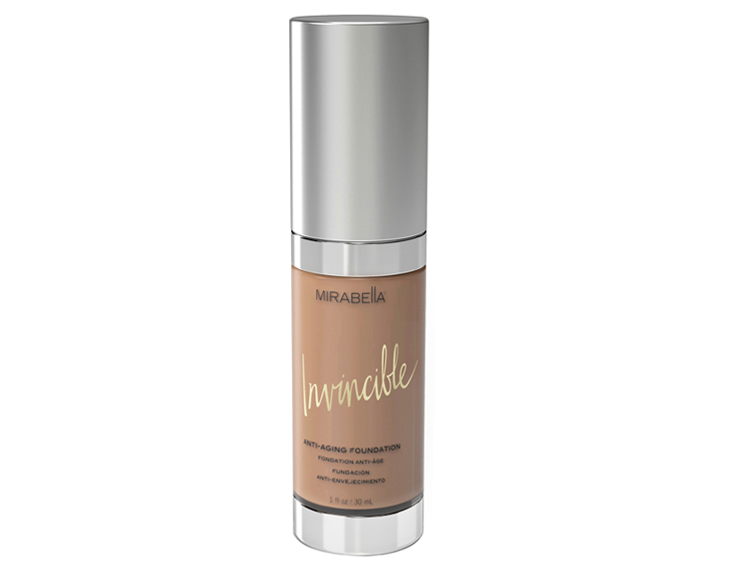 Mirabella Invincible Anti-Aging Foundation - IV Medium