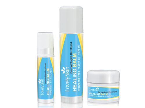 LovelySkin Healing Balm Fragrance-Free Value Pack